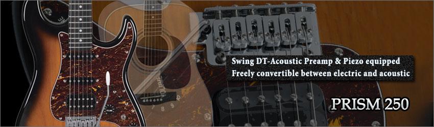 Электроакустическая гитара PRISM250